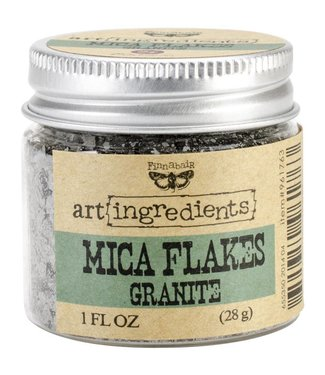 Art Mica Flakes Granite 28 g
