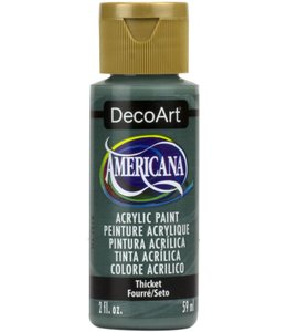 Americana Acrylic Paint Thicket