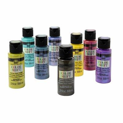 FolkArt Color Shift Metallic Paint