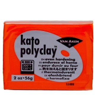 Kato  Polyclay Orange 2 oz - 56 g