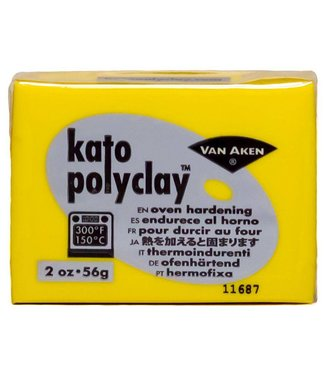 Kato Polyclay Yellow 2 oz - 56 g