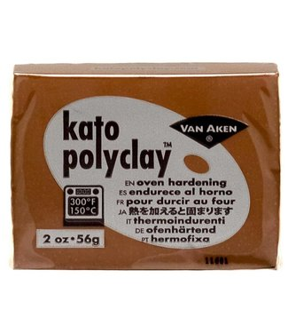 Kato Polyclay Brown 2 oz - 56 g
