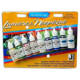 Jacquard Lumiere & Neopaque Exciter Pack