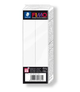 Fimo Professional Wit (0) 454 gram