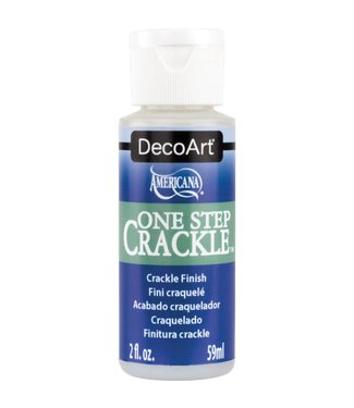DecoArt Americana One Step Crackle 59 ml.