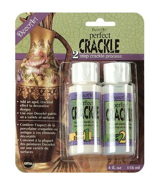DecoArt Americana Perfect Crackle Two Step Crackle 59 ml.