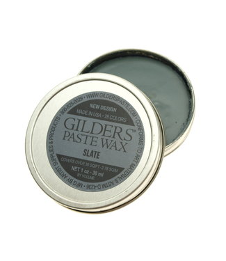 Gilders Paste Wax Slate 30 ml.