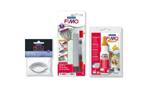 Fimo Paint, Liquid & Tools