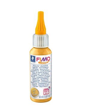 Fimo Liquid Goud 50 ml.
