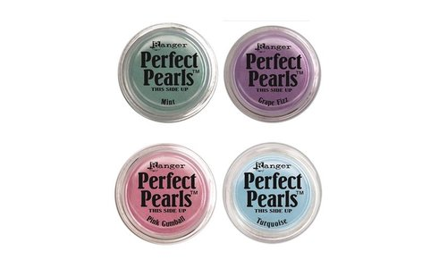Perfect Pearls Poeder Pigmenten