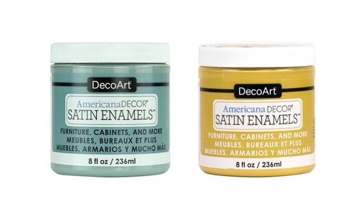 DecoArt Satin Enamels
