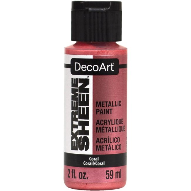 DecoArt Extreme Sheen Coral 59 ml.