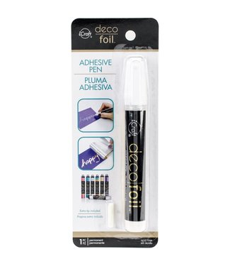 Deco Foil Lijm Pen 10 ml.