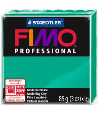 Fimo Professional Primary Green (500) 3 oz - 85 g