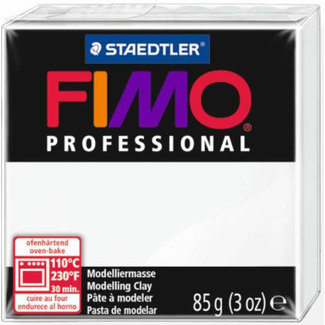 Staedtler Fimo Professional White (0) 3 oz - 85 g