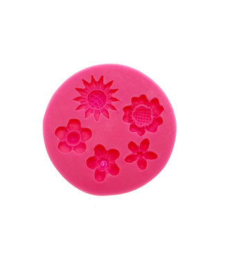 Silicone Mold Flowers