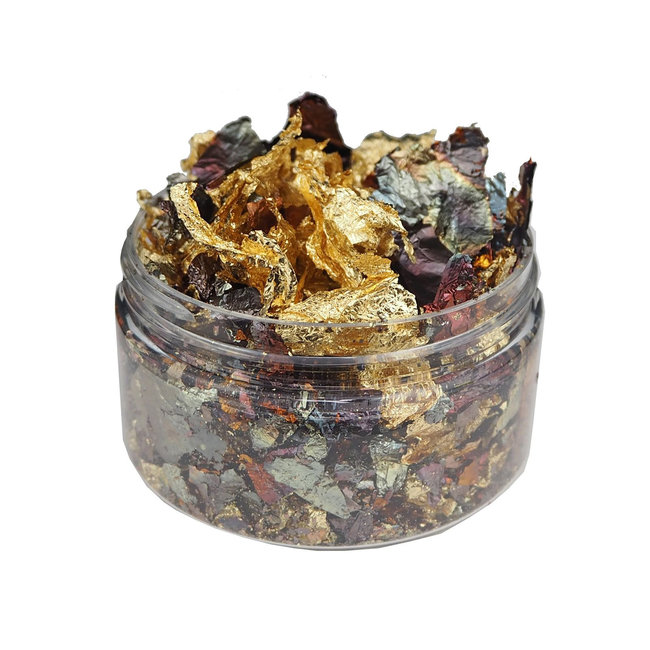 Cosmic Shimmer Gilding Flakes Mulled Wine 100 ml.