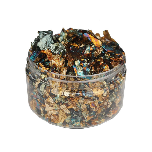 """Cosmic Shimmer Gilding Flakes """"Summer Meadow"""""""