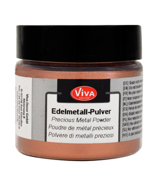 Viva Decor Precious Metal Powder Copper 5 gram