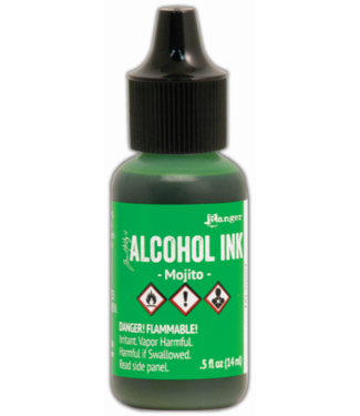 Ranger Alcohol Ink Mojito 14 ml.