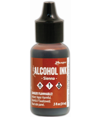 Ranger Alcohol Ink Sienna 14 ml.
