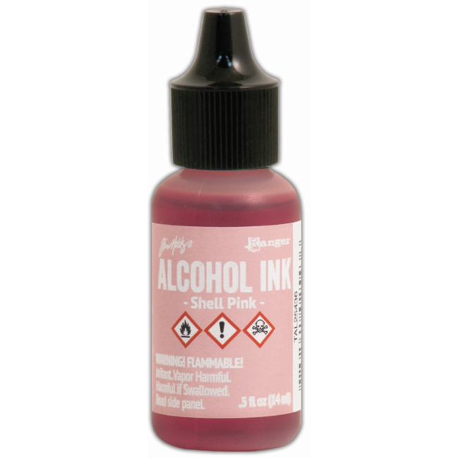 Ranger Alcohol Ink Shell Pink 14 ml.