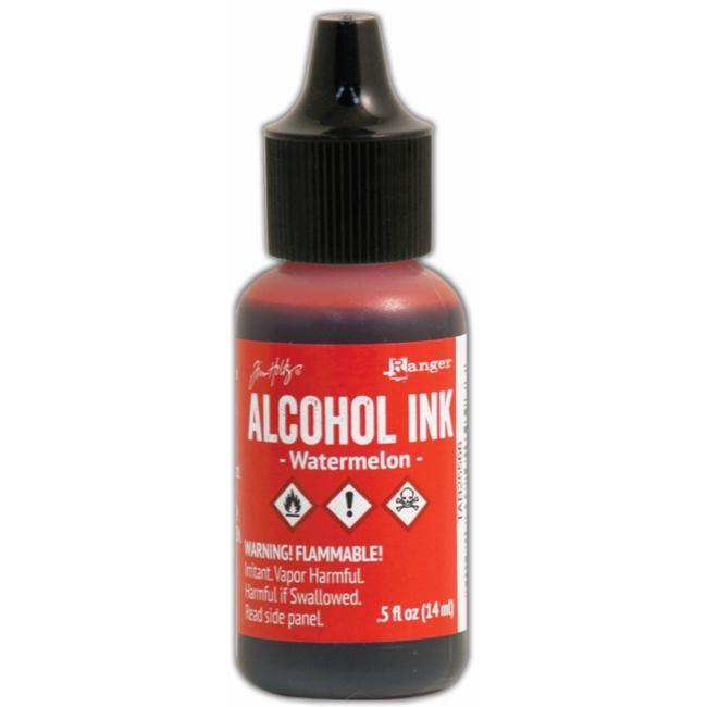 Ranger Alcohol Inkt Watermelon 14 ml.