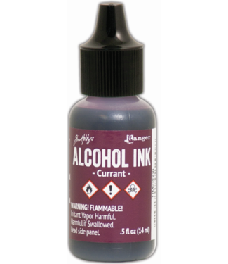 Ranger Alcohol Inkt Currant 14 ml.