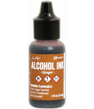 Ranger Alcohol Ink Ginger 14 ml.