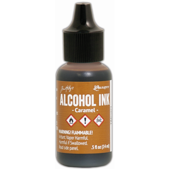 Ranger Alcohol Inkt Caramel 14 ml.