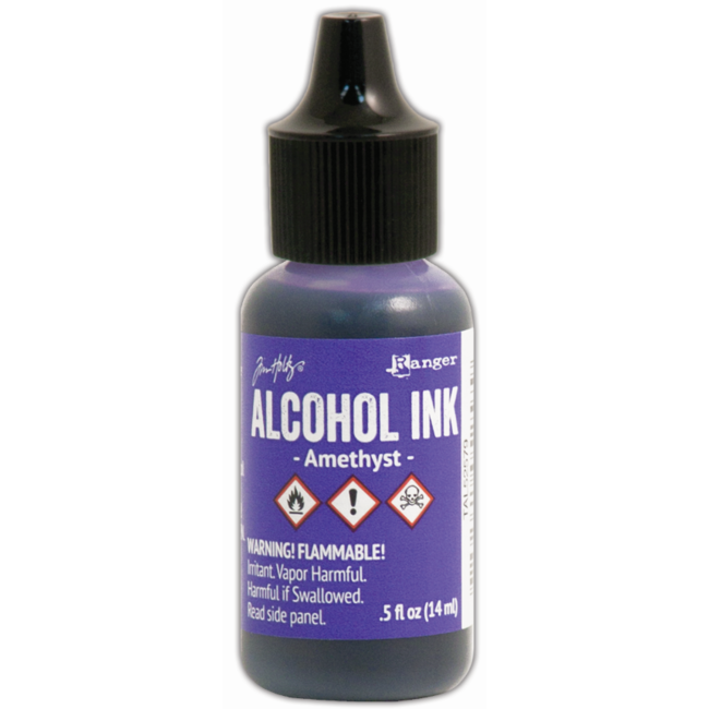 Ranger Alcohol Inkt Amethyst 14 ml.