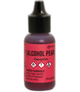 Ranger Alcohol Ink Pearl Deception 14 ml.