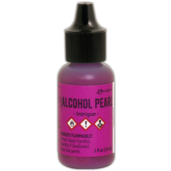 Ranger Alcohol Inkt Pearl Intrigue 14 ml.
