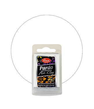 Pardo Art-Clay Wit (100) 56 gram