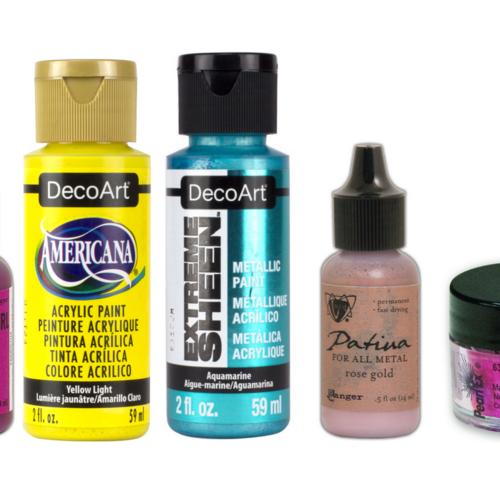 Paint, Ink & Pigments