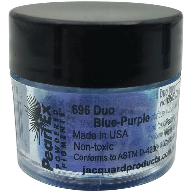 Jacquard Pearl Ex 696 Duo Blue-Purple 3 gram