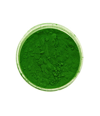 Efcolor Glazuur Poeder Spring Green 25 ml.