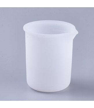 Silicone measuring cup 100 ml.