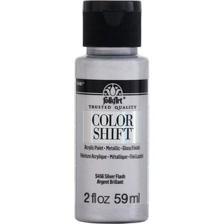 FolkArt Color Shift Metallic Verf Silver Flash