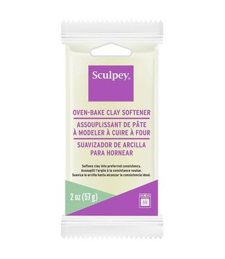 Sculpey Oven Bake Clay Softener 2 oz (57 g)
