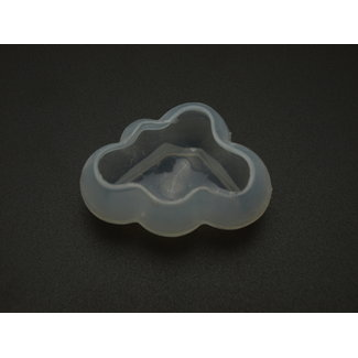 Silicone mold Cloud