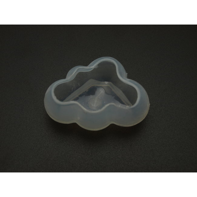 Silicone mold (37) Cloud