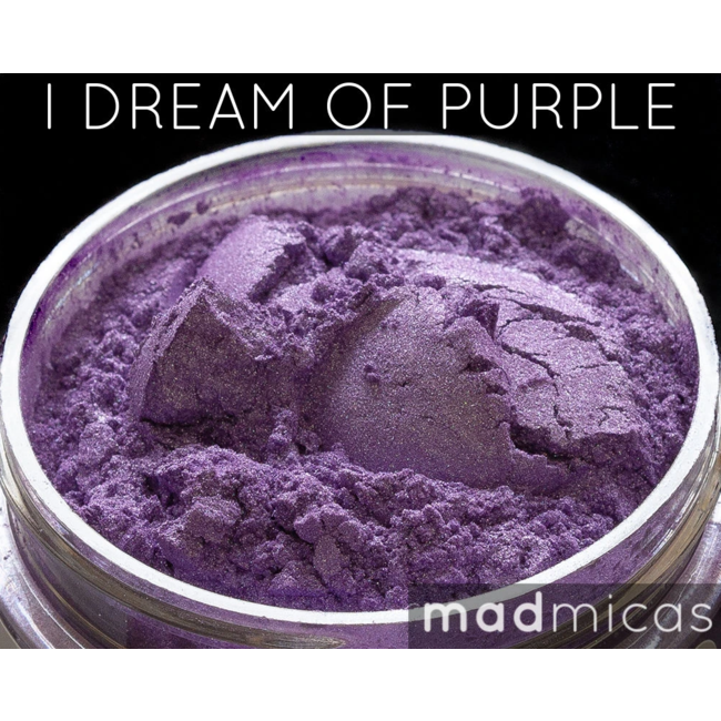 MadMicas Mica Powder I Dream Of Purple 28 gram