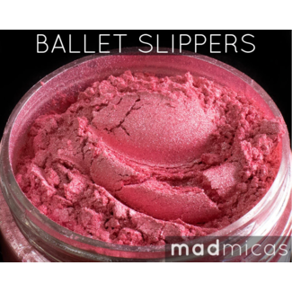MadMicas Mica Powder Ballet Slippers 7 grams