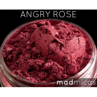 MadMicas Mica Poeder Angry Rose