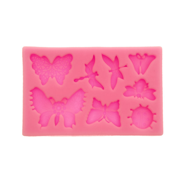 Silicone Mold Butterflies & More