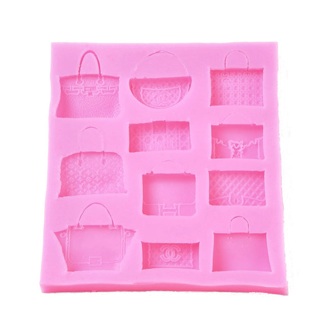 Silicone Mold Bags