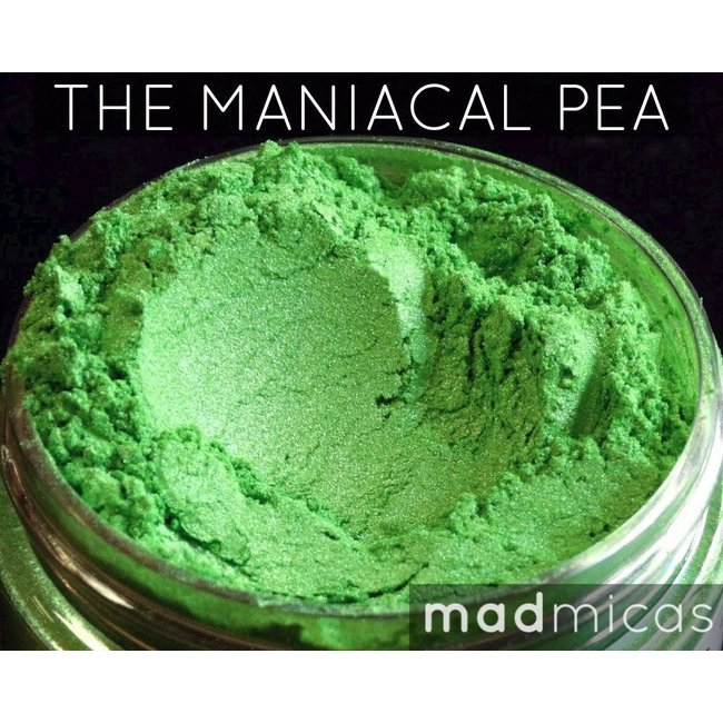 MadMicas Mica Poeder The Maniacal Pea Green 7 gram