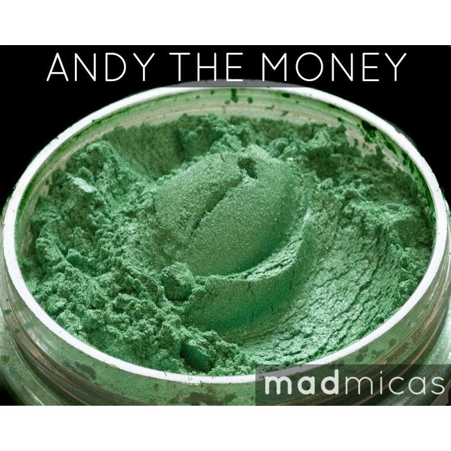 MadMicas Mica Poeder Andy The Money Green 7 gram