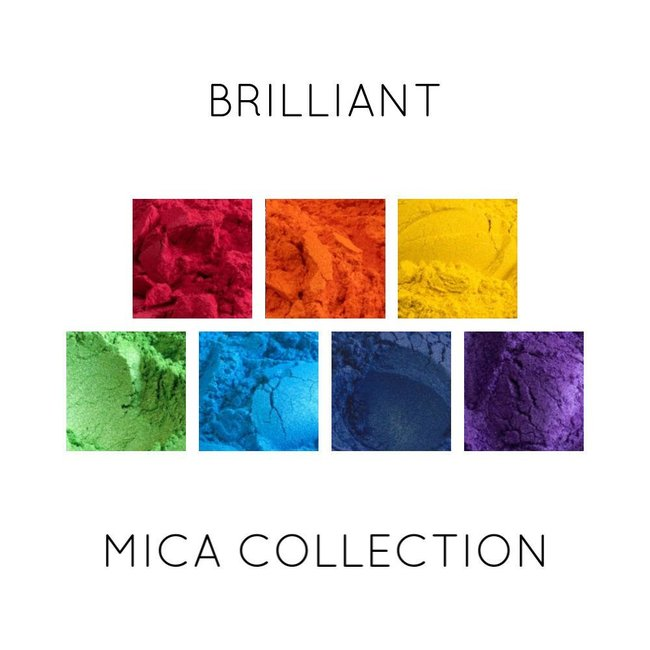 MadMicas Mica Poeder Collection Brilliant